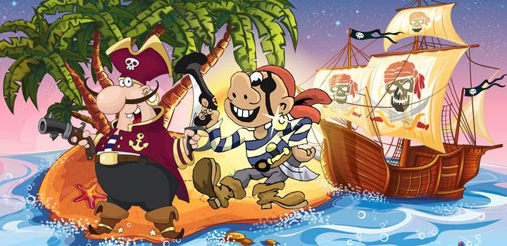 piratskattjakt
