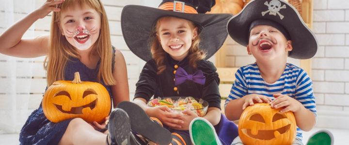 Skattjakter till Halloweenfesten!