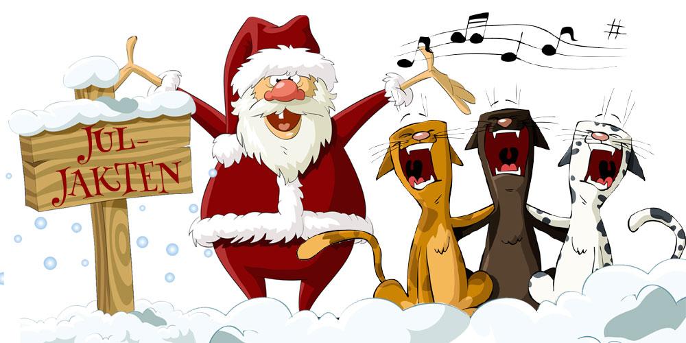 skattjakt jul